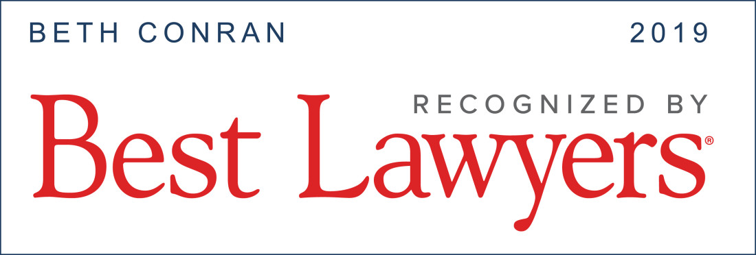 Beth Conran, recognized by Best Lawyers 2019