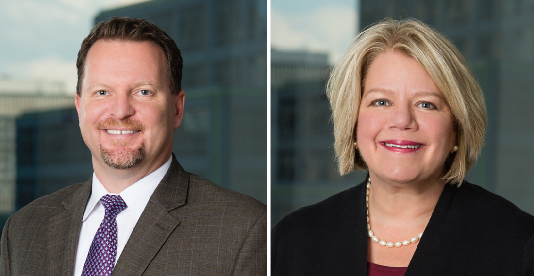 Greensfelder expands health care group in Chicago, adding Jud DeLoss and Jayme Matchinski
