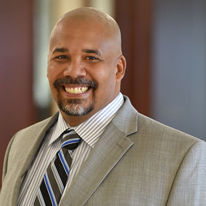 Headshot of Christopher A. Pickett, Greensfelder's chief diversity officer