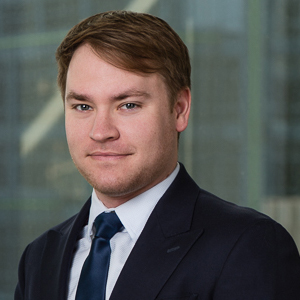 Headshot of Greensfelder Associate Ryan Yager