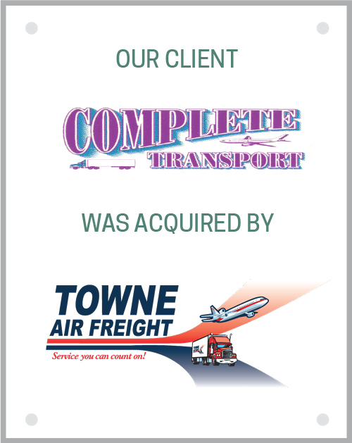 Complete Transport Towne Air Freight