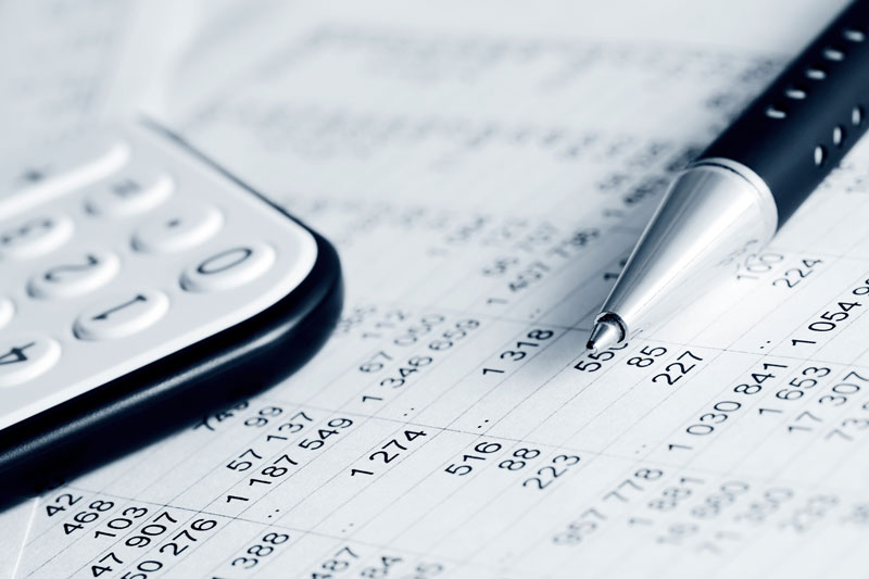 Financial accounting and reporting documents