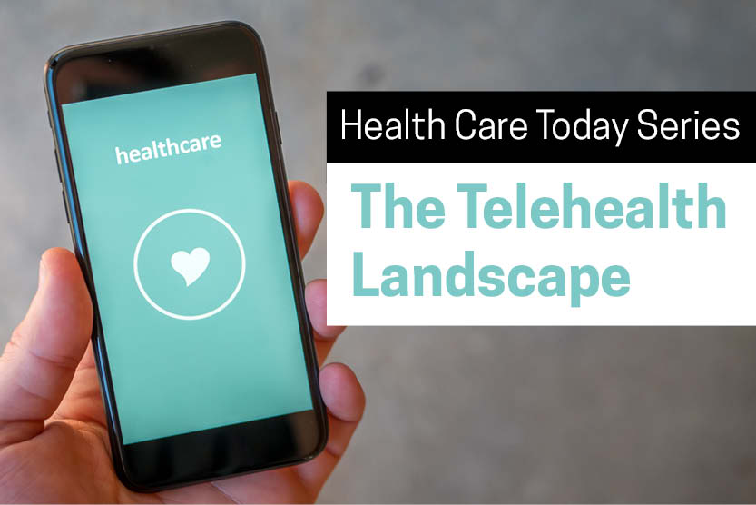 Heath Care Today Series: The Teleheath Landscape Series Logo