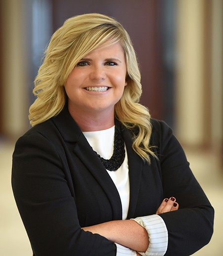 Photo of Katherine L. Fechte